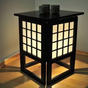 Asian lamps
