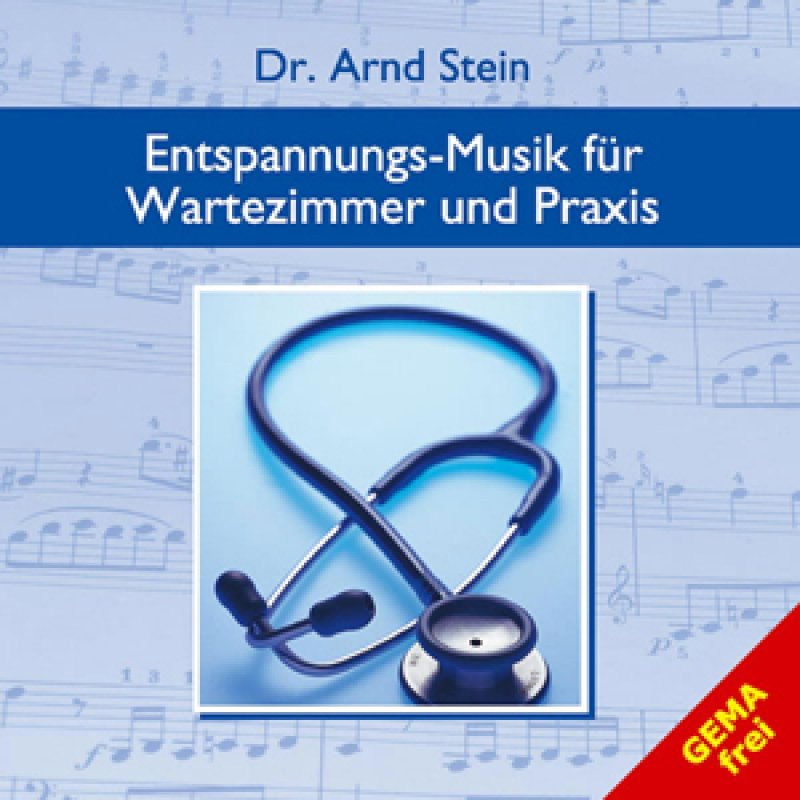 arnd stein entspannungs musik f r wartezimmer und praxis cd. Black Bedroom Furniture Sets. Home Design Ideas