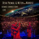 Premal, Deva & Miten & Manose: Cosmic Connections Live (CD)