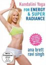 Ana Brett & Ravi Singh: Kundalini Yoga - For Energy & Super Radiance (DVD) -A