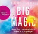 Gilbert, Elizabeth: Big Magic (3 CDs) - GEMA-frei