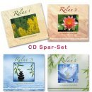 Fragrance of F�nix Music: Relax 1 - 4 (CD-Set)