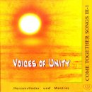 Feinbier: Voices of Unity - Come Together Songs III -1 (CD)