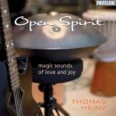 Heinz, Thomas: Open Spirit (CD)