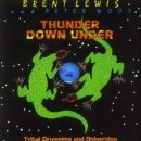 Lewis, Brent & Peter Wood: Thunder Down Under (CD) -A