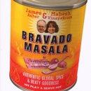Asher, James & Vinayakram, Mahesh: Bravado Masala (CD)