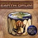 Gordon, David & Steve: Earth Drum (mit Bonus-DVD) (CD)