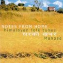 Manose: Notes from Home (CD)