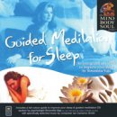 Mind Body Soul Series: Guided Meditation for Sleep (CD)