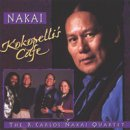 Nakai, Carlos Quartet: Kokopellis Cafe (CD)