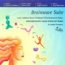 Thompson, Jeffrey Dr.: Brainwave Suite (4CDs)