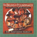 Tootoosis Family: Drums of Poundmaker - Cree Pow Wow Songs (CD)