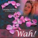 Wah!: Opening to Bliss - The Meditation Music of Wah! (CD) -A