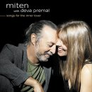 Miten with Deva Premal: Songs for the Inner Lover (CD)