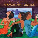 Putumayo Presents: Brazilian Lounge (CD)