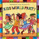 Putumayo Presents: Kids World Party (CD)