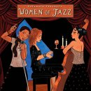 Putumayo Presents: Women of Jazz (CD) -A