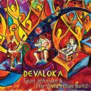 Johnson, Sean & The Wild Lotus Band: Devaloka (CD)