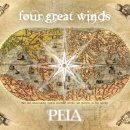 Peia: Four Great Winds (CD)