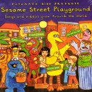 Putumayo Kids Presents: Sesame Street Playground (CD + DVD)