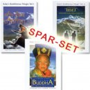 Kuby, Clemens: Buddhismus-Trilogie (DVD-Set)