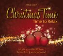 Stein, Arnd: Christmas Time - Time to Relax (GEMA-frei) (CD)