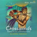 Teredesai, Rajendra: Crosswinds - World Flute Conversation (CD)