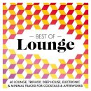 V. A. (Wagram): Best of Lounge (4CDs)