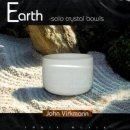 Virkmann, John: Earth - Solo Crystal Bowls (CD)