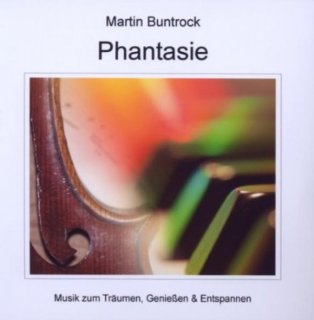 Buntrock, Martin: Phantasie (CD)