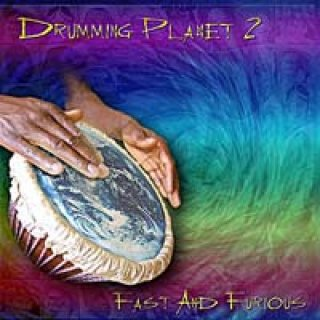 V. A. (Music Mosaic Collection): Drumming Planet 2 - Fast and Furious (CD)