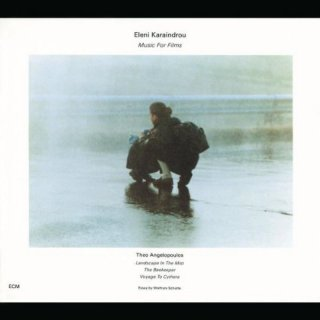 Karaindrou, Eleni: Music For Films By Theo Angelopoulos (CD)