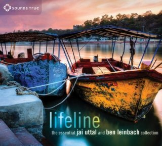 Uttal, Jai & Leinbach, Ben: Lifeline - The Essential Jai Uttal and Ben Leinbach Collection (CD)