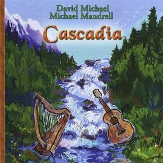 Michael, David & Mandrell, Michael: Cascadia (CD)