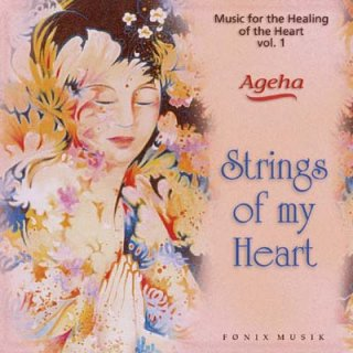 Ageha: Strings of my Heart (CD)