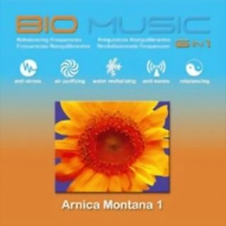 Bio Music 6 in 1: Arnica Montana 1 (CD) -A