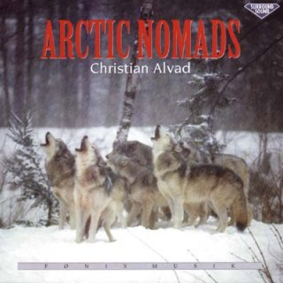 Alvad, Christian: Arctic Nomads (CD)
