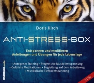 Kirch, Doris: Anti-Stress-Box (5 CDs)