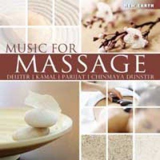 V. A. (New Earth Records): Music for Massage (CD)