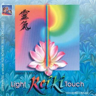 Merlins Magic: Reiki - The Light Touch (CD)