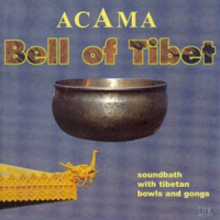 Acama: Bell of Tibet (CD)