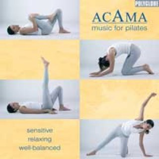 Acama: Music for Pilates (CD)