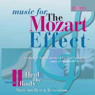 Campbell, Don: Mozart Effect, Vol. 2 - Heal the Body (CD) -A
