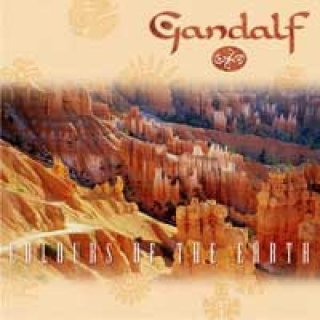 Gandalf: Colours of the Earth (CD)