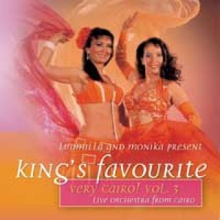 Live Orchestra from Cairo: Very Cairo! Vol. 3 - Kings Favourite (GEMA-Frei) (CD)