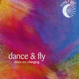 Luna Y Sol (Patricia del Mar): Dance & Fly (CD)