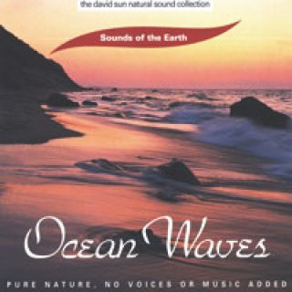 Sounds of the Earth - David Sun: Ocean Waves (CD)