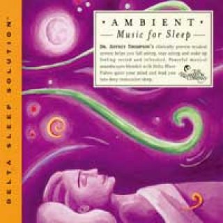 Thompson, Jeffrey Dr.: Ambient Music for Sleep (CD)