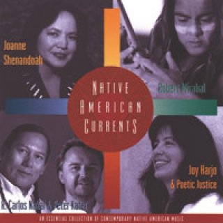 V. A. (Silver Wave): Native American Currents (CD) -A