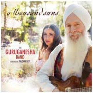 Guru Ganesha Band: A Thousand Suns (CD)